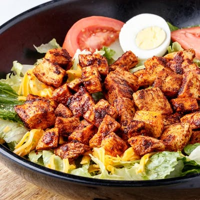 Blackened Chicken Chef Salad