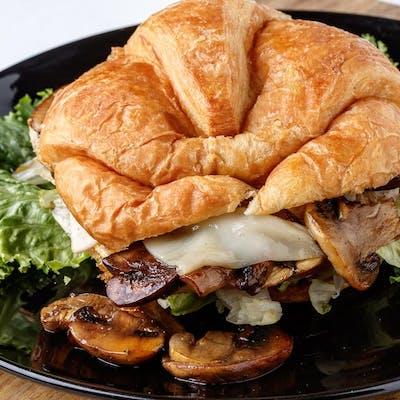 Chicken Swiss Croissant