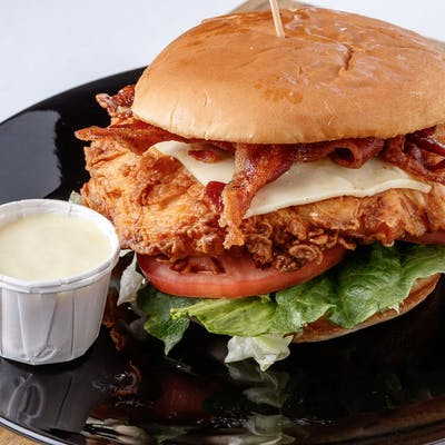 Dixie Chicken Sandwich