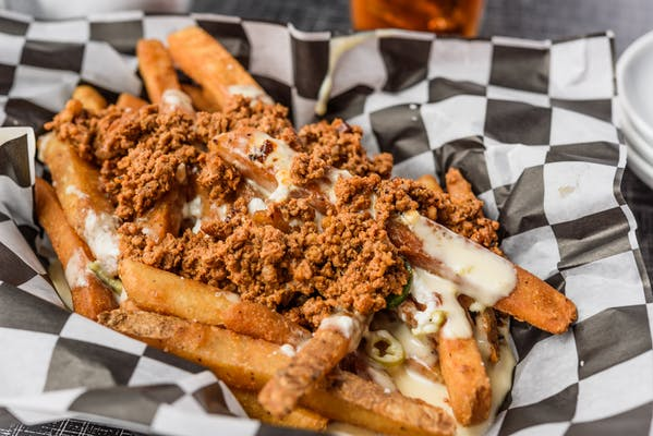 Philly Style Fries