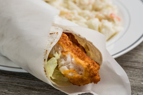 Catfish Wrap