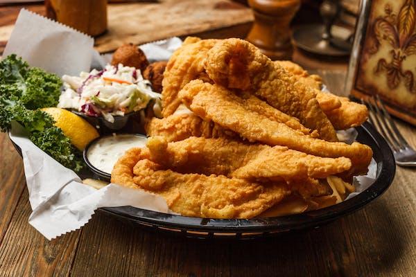 Fried Fish Box