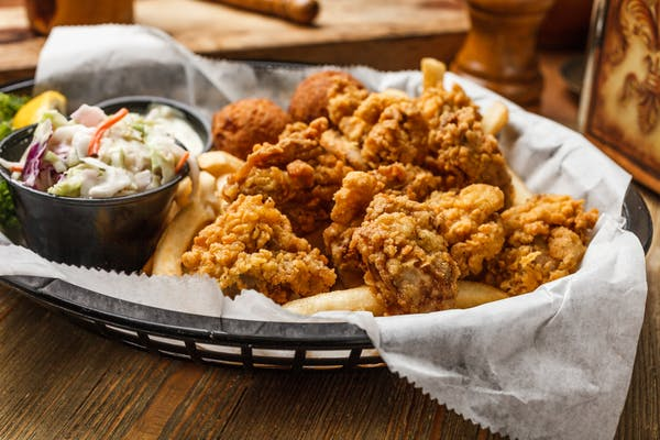 Fried Oyster Box