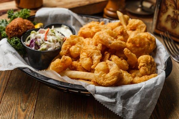 Popcorn Shrimp Box