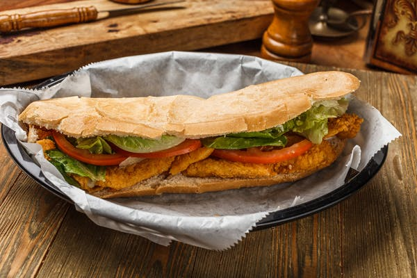 Fried Fish Poboy