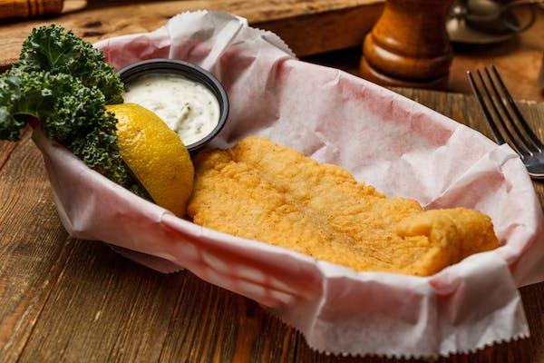 Side (1) Fried Fish Fillet
