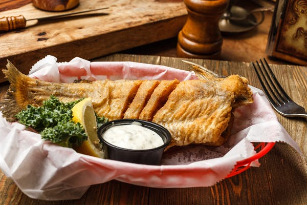 Side (1 pc.) Whole Fried Fish