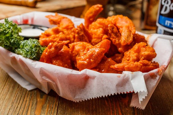 Side Buffalo Shrimp