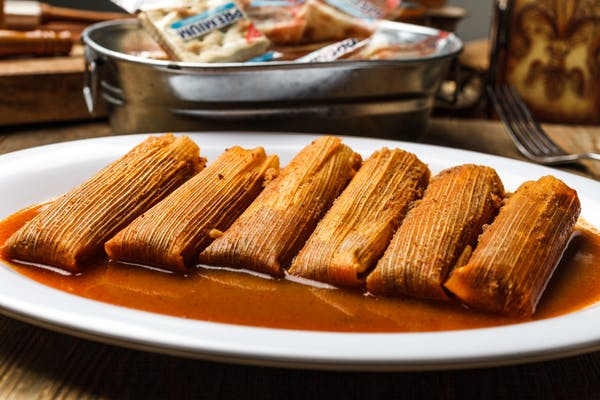 Side Hot Tamales