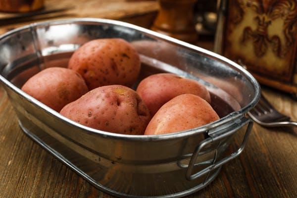 Side Boiled Potatoes