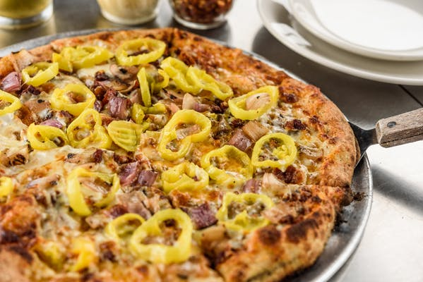 Bajalieh Special Pizza