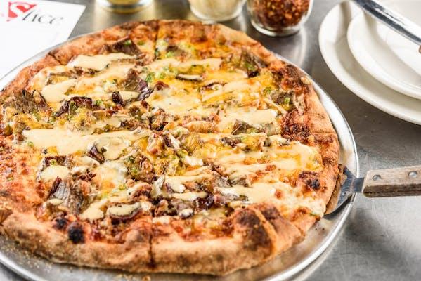 BBQ Pizza