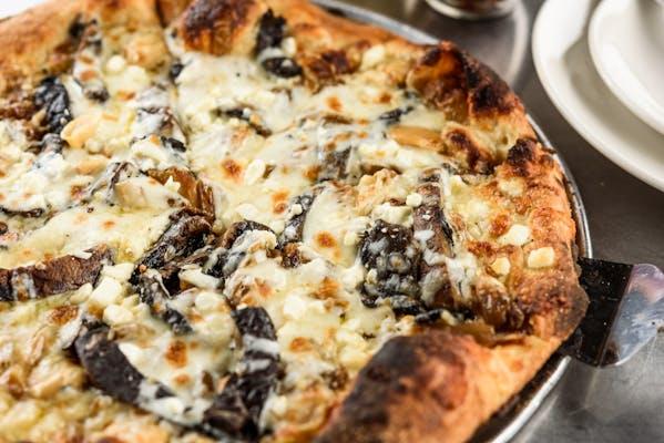 White Shadow Pizza