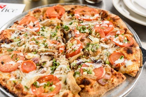 Wing & A Prayer Pizza