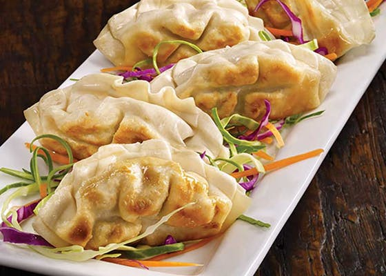 Pan-Seared Pot Stickers