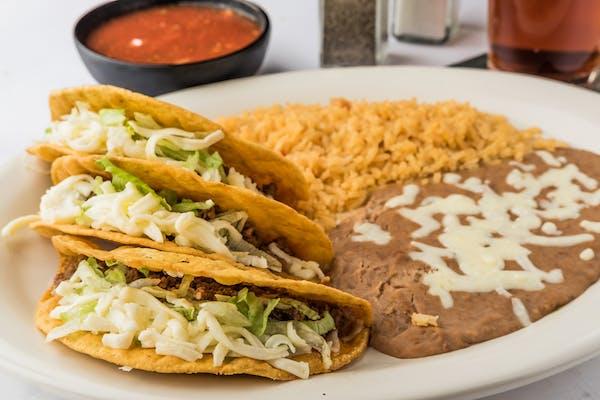 L9. Tacos, Rice, & Beans