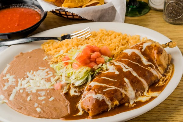 Chile Relleno (Lunch)