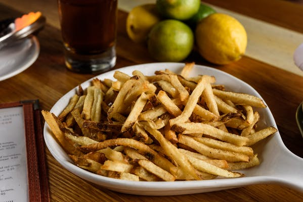 House Cut Thin Fries