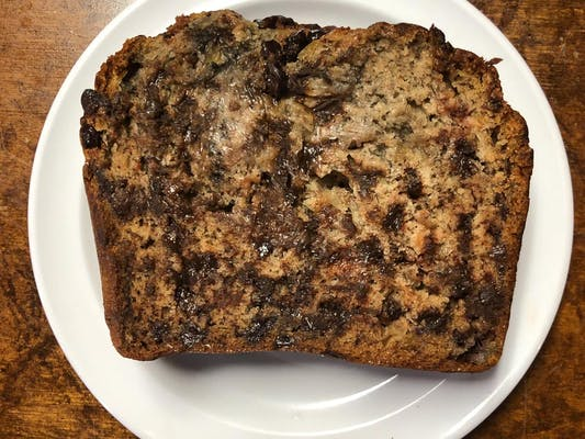 Banana Bread w/ Chocolate chips