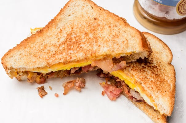 Bacon, Egg & Cheese Sandwich (Breakfast)