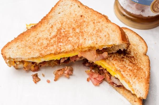 Bacon, Egg & Cheese Sandwich (Breakfast)
