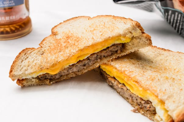 Sausage, Egg & Cheese Sandwich (Breakfast)