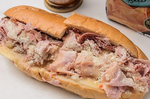 Italian Sandwich or Wrap