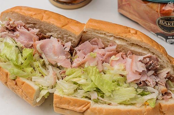 Club Sandwich or Wrap