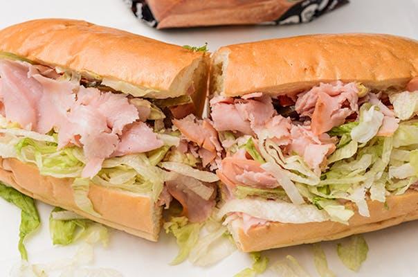 Ham Sandwich or Wrap