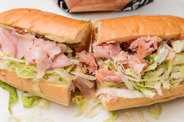 Turkey Sandwich or Wrap