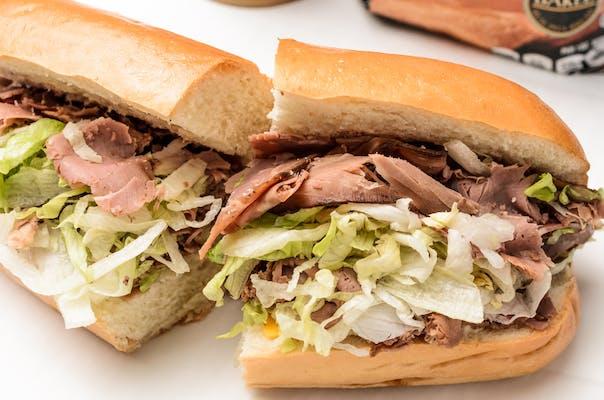 Roast Beef Sandwich or Wrap