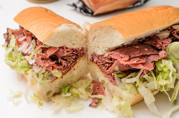 Pastrami Sandwich or Wrap
