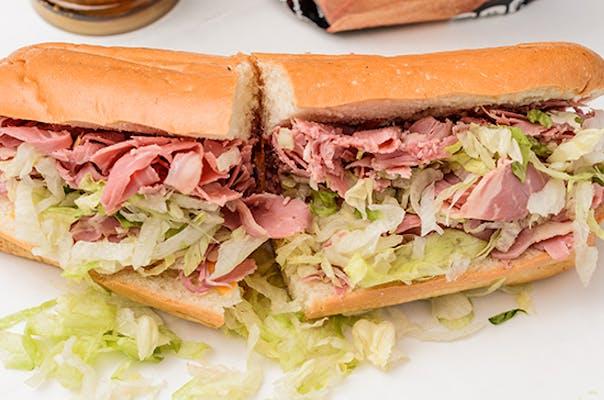 Corned Beef Sandwich or Wrap