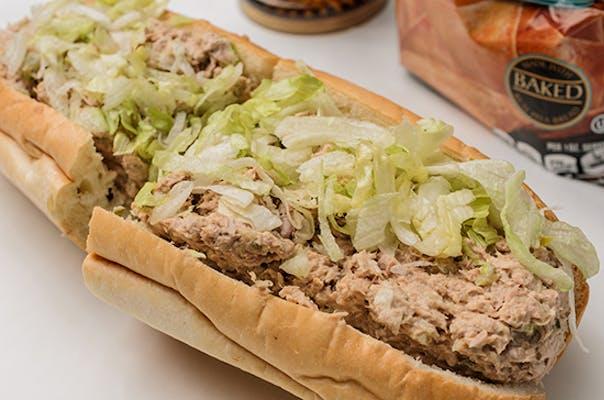 Tuna Salad Sandwich or Wrap