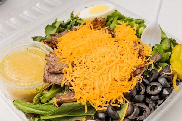 Tri-Tip Steak Salad