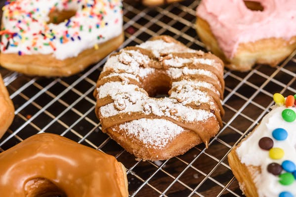 French Toast Donut