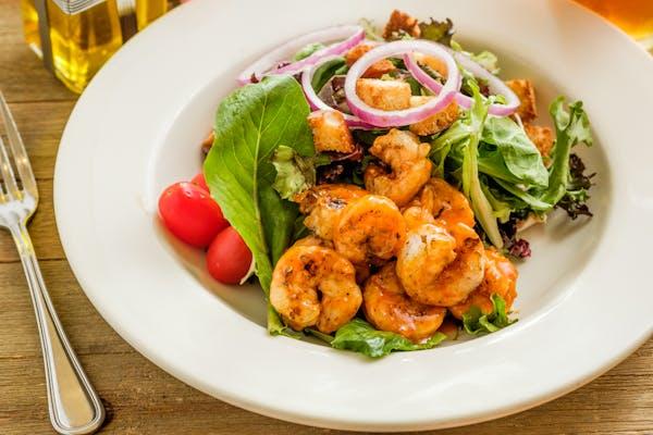 Buffalo Chicken or Shrimp Salad