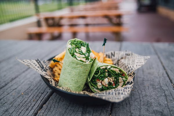 Spin Chick Wrap