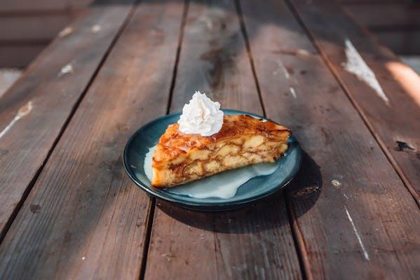 Krispy Kreme® Bread Pudding