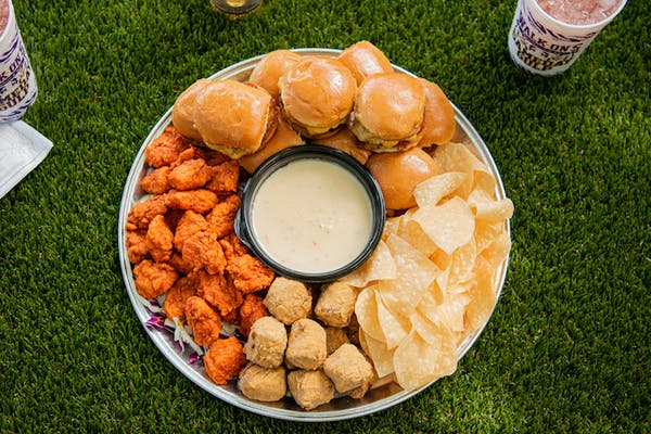 Tailgate To-Geaux Platter