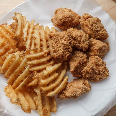 Kid's Crispy Chicken Bites