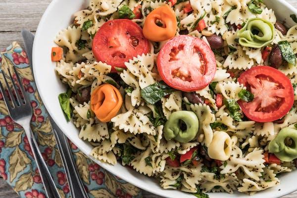 Deli Salad Combo Plate