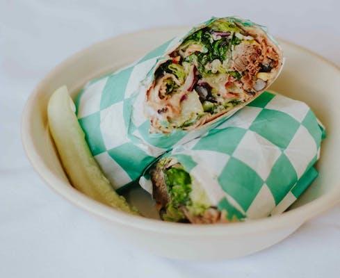BBQ Nacho Wrap