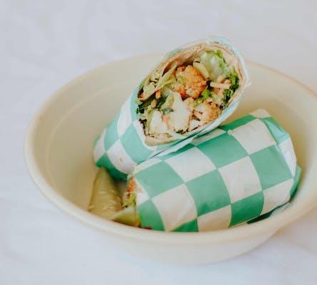 Oriental Chicken Wrap