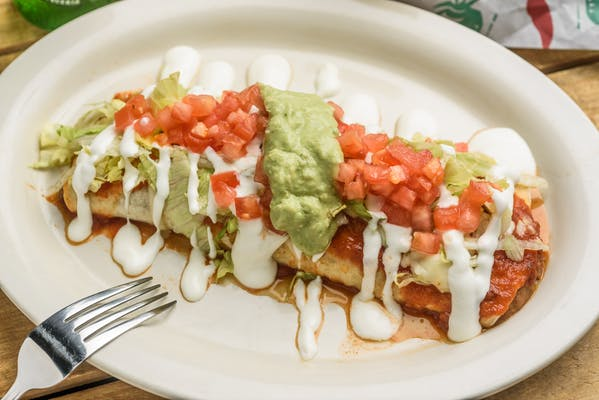 Burrito Supreme