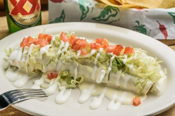 Burrito Blanco