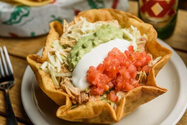 SP10. Azteca Salad