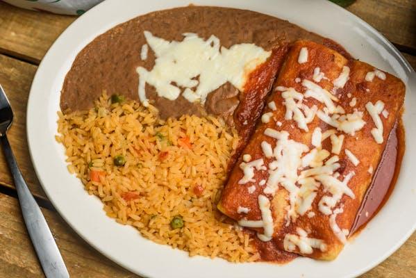 SP13. Enchiladas