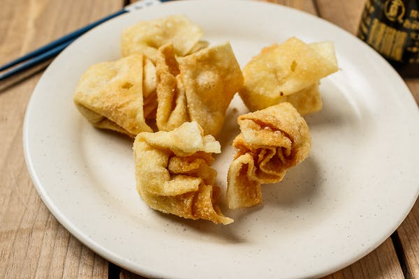 Crab Rangoon(cheese )