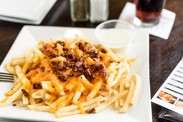Cheddar Bacon Fries